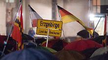 Nach rechten Protesten in Clausnitz: Wirtschaft bangt um Standort Sachsen