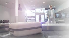 Geräte mit Lithium-Ionen-Akku kann man künftig nicht mehr mit dem Gepäck aufgeben.