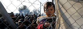 Prognose fürs laufende Jahr: Frontex-Chef erwartet eine Million Flüchtlinge
