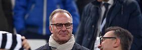 """Bayerns Reaktion auf Spiel in Turin: """"Das ist ein sehr sehr gutes Ergebnis"""""""