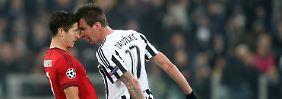 Der FC Bayern ist gewarnt: Juves Mandzukic sinnt auf Rache