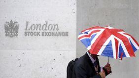 Rettungsanker nach möglichem Brexit: Londoner Börse treibt Fusion mit Deutscher Börse voran