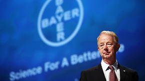 Abschiede bei Bayer und Henkel: Dekkers und Rorsted hören auf, wenn es am schönsten ist