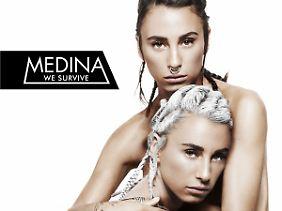 "Medinas neues Album ""We Survive"" ist soeben erschienen."