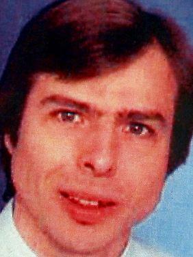 Undatiertes Polizeifoto von Wolfgang Priklopil, dem Entführer von Natascha Kampusch.