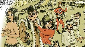 Das türkische Kino war in den 70ern äußerst produktiv - es entstanden unzählige Genre-Filme.