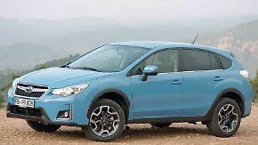 Nach Facelift günstiger: Subaru XV bringt SUV-Skeptiker ins Grübeln