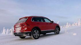 Der Deutschen liebstes SUV: VW erfindet den Tiguan neu