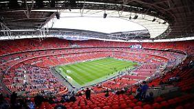 Der englische Fußballverband träumt von einer erneuten WM-Endrunde im legendären Wembley-Stadion.