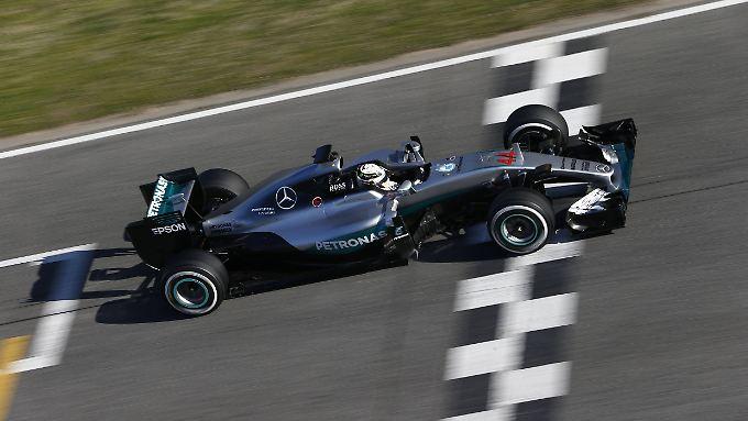 In der neuen Formel-1-Saison wird es eine Änderung bei der Qualifikation geben - aber noch nicht zum Saisonstart.