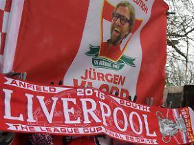 Die Euphorie in Liverpool ist groß.