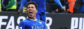 + Fußball, Transfers, Gerüchte +: Leicester liegt wieder auf Titelkurs