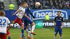 """Tierbezugnahmen sind in Hamburg offenbar gerade angesagt. Lewis Holtby verrät, was er vom FC Ingolstadt hält: """"Das Spiel besteht daraus, dass sie herumblöken und sich fallenlassen. Das ist eine ekelhafte Mannschaft."""""""