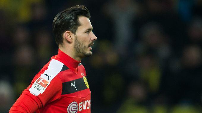 BVB-Keeper Roman Bürki sah beim 0:1 alles andere als gut aus.