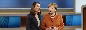 Merkel macht ihren Standpunkt bei Anne Will deutlich.