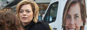 Interview mit Julia Klöckner: Liegen Sie näher bei Merkel oder Seehofer?