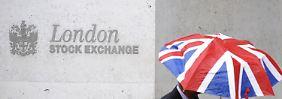 Wie Anleger auf den Brexit reagieren: Referendum abwarten und Tee trinken
