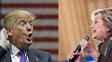 """Zweiter """"Super Tuesday"""" im US-Vorwahlkampf: Trump verliert in Ohio, Clinton große Gewinnerin"""