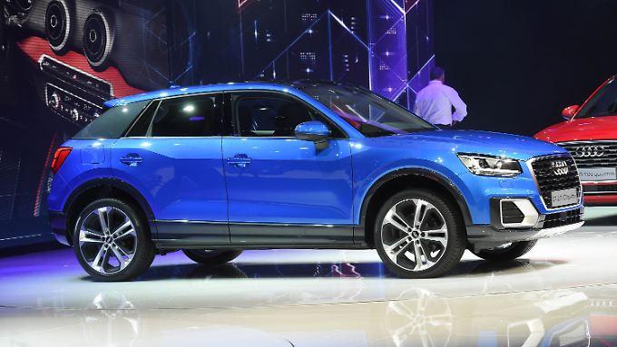 SUVs soweit das Auge reicht: Die Highlights des Autosalons Genf