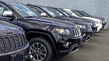 """Viele Autos zerstört: """"Harvey"""" könnte Autohändlern helfen"""
