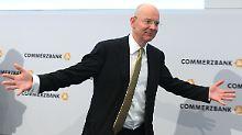 Rennen um die Nachfolge: Wer folgt auf Blessing bei der Commerzbank?