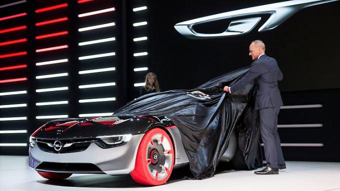 In Genf geht's ums Spaß haben: Opel enthüllt seinen neuen Star GT