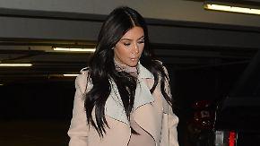 Unfall vor zwei Jahren: Autofahrer verklagt Kim Kardashian