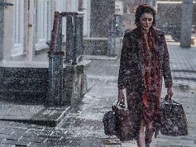 Der Film zeigt Anne auch noch in der Zeit außerhalb des Verstecks.