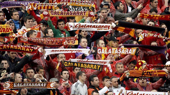 Im Pokal weiter, aber international gesperrt: Galatasaray.