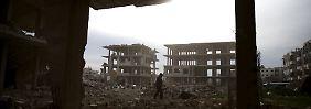 Angriffe auf Zivilisten in Syrien?: Assad verstößt angeblich gegen Waffenruhe
