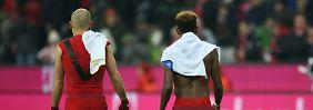 """FC Bayern angespannt vor Ligagipfel: """"In Dortmund besser nicht verlieren"""""""
