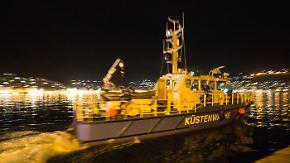 Frontex-Einsatz in der Ägäis: Bundespolizei unterstützt griechische Küstenwache beim Grenzschutz
