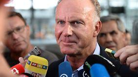 Bayern-Boss Rummenigge hatte Gedankenspiele zu einer Superliga im Januar öffentlich gemacht.