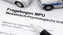90.000 müssen zur MPU: Das Geschäft mit dem Fahreignungstest