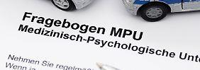 Warten auf den Führerschein: Kann die MPU verjähren?
