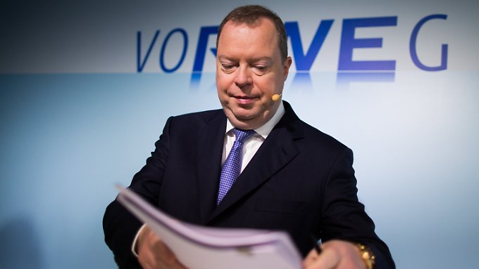 Risikiert den Zorn kommunaler Anteilseigner: Peter Terium wird künftig die RWE-Ökotochter leiten.