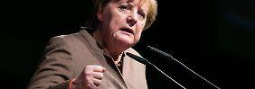 Attacke gegen Rechtspopulisten: Kanzlerin kanzelt AfD ab