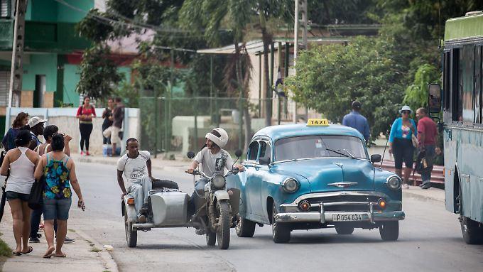 Nach dem Ende der diplomatischen Eiszeit hofft Kuba auf einen Wirtschaftsaufschwung.