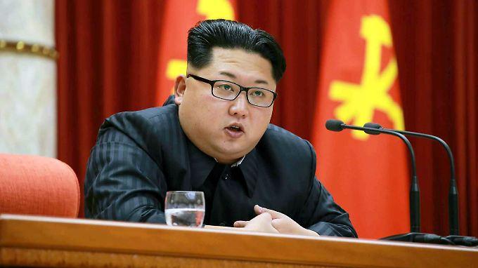 Nach Verschärfung der UN-Sanktionen: Nordkorea droht mit scharfen Atomwaffen