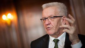 """""""Fehlverhalten eines Einzelnen"""": Drogenvorwurf gegen Beck grätscht den Grünen in den Wahlkampf"""