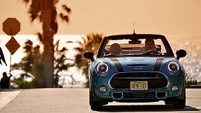 Dritte Generation in fünf Varianten: Mini Cabrio ist nicht mehr ganz so mini
