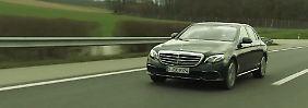 Konkurrenz für BMW 5er und Audi A6?: Das ist die neue E-Klasse von Mercedes
