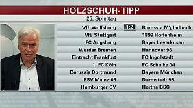 """Holzschuh tippt den Spieltag: """"BVB wird es gegen Bayern spannend machen"""""""