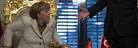 Flüchtlingsdeal mit der Türkei: Merkels Verhandlungsposition verbessert sich