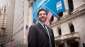 LinkedIn-Chef Jeff Weiner.