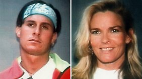 Die beiden Opfer: O.J. Simpsons Ex-Frau Nicole und Ronald Goldman.
