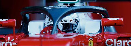 """""""Nichts rechtfertigt den Tod"""": Vettel will Cockpitschutz in der Formel 1"""