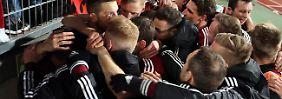 Teuer erkaufter Sieg: Nürnberg punktet im Aufstiegsrennen