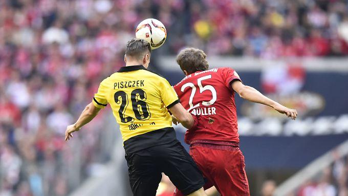 """""""Die Besten"""" treffen aufeinander: Bayern unter Druck, BVB will's wissen"""