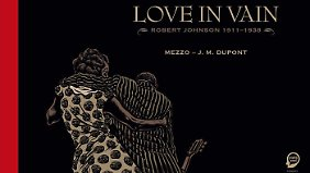 """""""Love in Vain"""" ist bei Egmont Graphic Novel erschienen, 72 Seiten im Hardcover, 22,99 Euro."""
